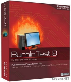 PassMark BurnInTest Pro 8.1 Build 1020 Final