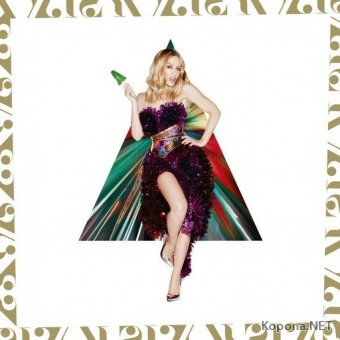 Kylie Minogue - Kylie Christmas (2016) Snow Queen Edition