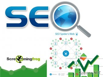 Screaming Frog SEO Spider 7.1 + Portable
