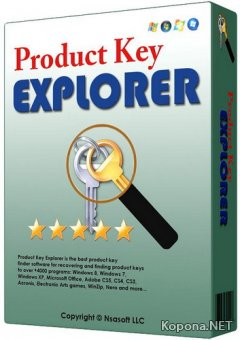 Nsasoft Product Key Explorer 3.9.4.0 + Portable