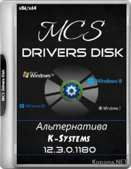MCS Drivers Disk v.12.3.0.1180