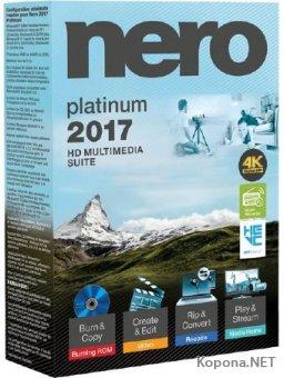 Nero 2017 Platinum 18.0.05900 Full RePack by Vahe-91