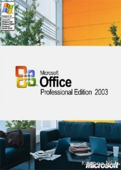 Microsoft Office Professional 2003 SP3 (Update 09.01.2017)
