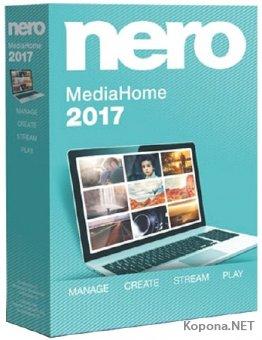 Nero MediaHome Standard 2017 18.0.8