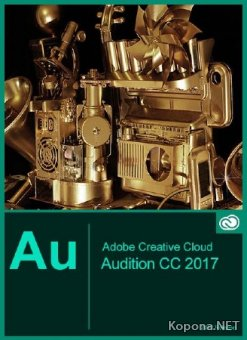 Adobe Audition CC 2017.0.2 10.0.2.27 Portable