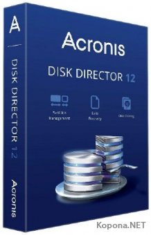 Acronis Disk Director 12.0 Build 3270 Final + BootCD RePack by KpoJIuK (26.01.2017)