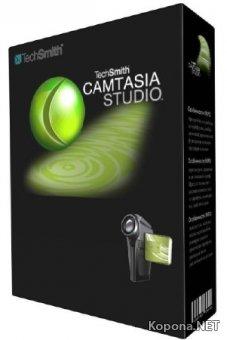 TechSmith Camtasia Studio 9.0.3 Build 1627 RePack by KpoJIuK