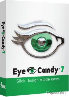Alien Skin Eye Candy 7.2.0.50 Revision 36074 (x64)
