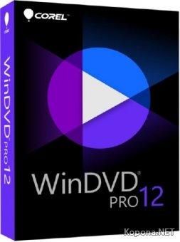 Corel WinDVD Pro 12.0.0.62 SP1 + Rus