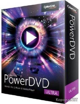 CyberLink PowerDVD Ultra 17.0.1201.60