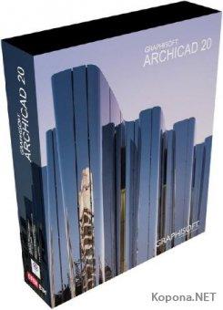 GraphiSoft ArchiCAD 20 Build 5025 (x64)