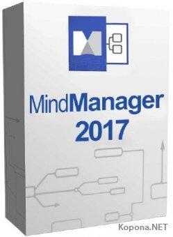 Mindjet MindManager 2017 17.1.178