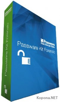 Passware Kit Forensic 2017.1.1 + BootCD