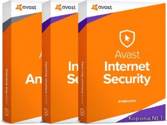 Avast! 2017 Pro Antivirus / Internet Security / Premier 17.2.3419.0 Final