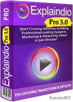 Explaindio Video Creator Pro 3.032
