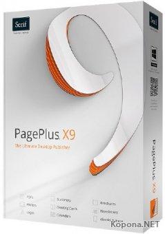 Serif PagePlus X9 19.0.2.21