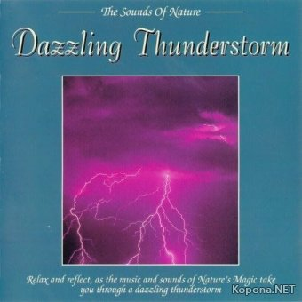Byron M. Davis - Sounds of Nature-Dazzling Thunderstorm (1994)