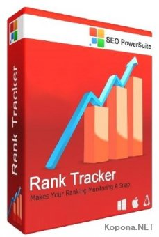 Rank Tracker Professional 8.10.3