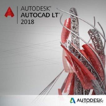 Autodesk AutoCAD LT 2018 (2017/RUS/ENG)