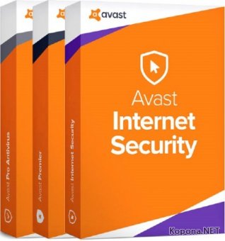 Avast! 2017 Pro Antivirus / Internet Security / Premier 17.3.3442.0 Final