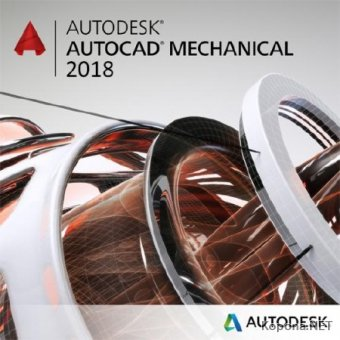 Autodesk AutoCAD Mechanical 2018 by m0nkrus