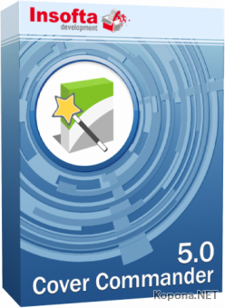 Insofta Cover Commander 5.0.0 + Portable (by FoxxApp)