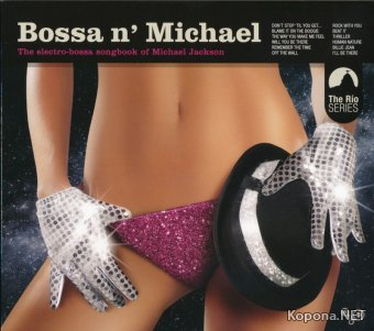 VA - Bossa n'Michael (2016)