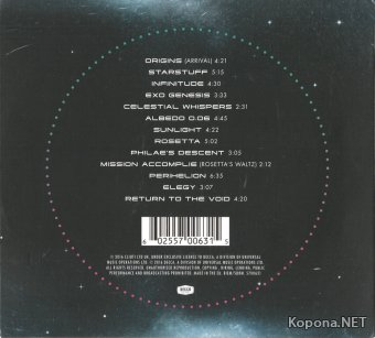 Vangelis - Rosetta (2016)