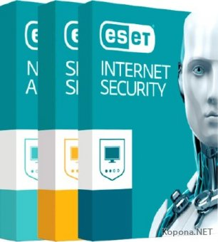ESET NOD32 Antivirus / Smart Security / Internet Security 10.1.204.5 Final