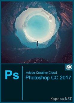 Adobe Photoshop CC 2017.1.0 2017.03.09.r.207 (x64) RePack by PooShock
