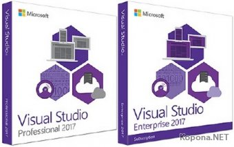 Microsoft Visual Studio 2017 Enterprise / Professional / Community 15.1.26403.3