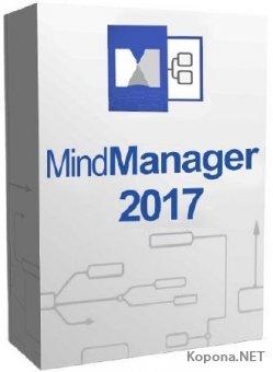 Mindjet MindManager 2017 17.2.208