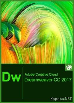 Adobe Dreamweaver CC 2017 v.17.1.0 Update 2 by m0nkrus