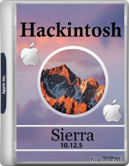 Hackintosh 10.12.5 Sierra (2017/MULTi/RUS)