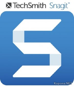 Techsmith Snagit 13.1.3 Build 7993 RePack by KpoJIuK