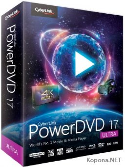 CyberLink PowerDVD Ultra 17.0.1806.60 RePack by qazwsxe