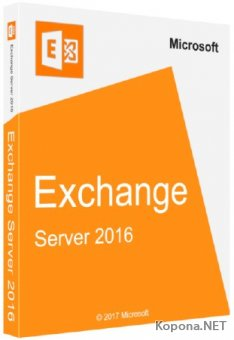 Microsoft Exchange Server 2016 CU5 Enterprise / Standard