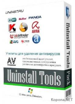 AV Uninstall Tools Pack 2017.6
