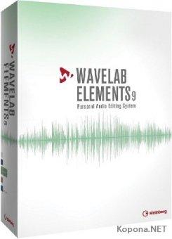 Steinberg WaveLab Elements 9.1.0 Build 684
