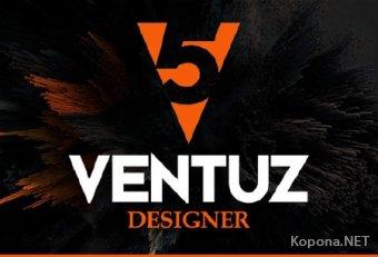 Ventuz Technology Ventuz Designer 5.3.2.322 (x64)