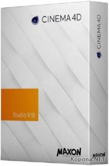 Maxon CINEMA 4D Studio/Visualize/Broadcast/Prime R18.057 Build RB203954