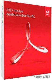 Adobe Acrobat Pro DC 2017.009.20058 RePack by KpoJIuK