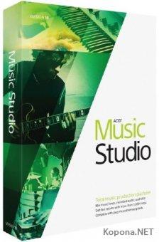 Magix ACID Music Studio 10.0 Build 162