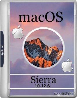 macOS Sierra 10.12.6 Installer (2017/MULTi/RUS)