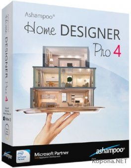 Ashampoo Home Designer Pro 4.1.0