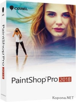 Corel PaintShop Pro 2018 (X10) 20.0.0.132 RePack by KpoJIuK