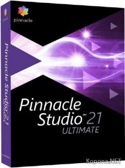 Pinnacle Studio Ultimate 21.0.1.110 + Content Pack