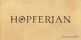 Шрифт Hopferian (TTF)