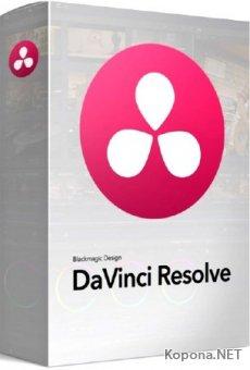Davinci Resolve Studio 14.0 RePack by PooShock