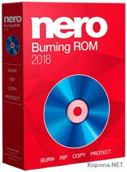 Nero Burning ROM & Nero Express 2018 19.0.12000 RePack by MKN